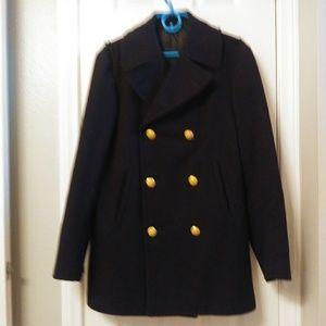 Vintage US Navy 100% wool jacket